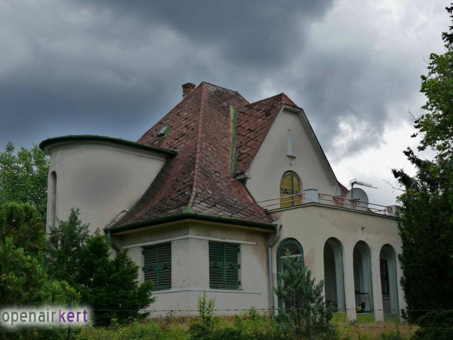 Az épület mai képe