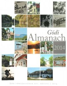 A 2014-es Gödi Almanach borítója